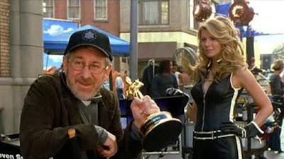Steven Spielberg Austin Powers 3 cameo