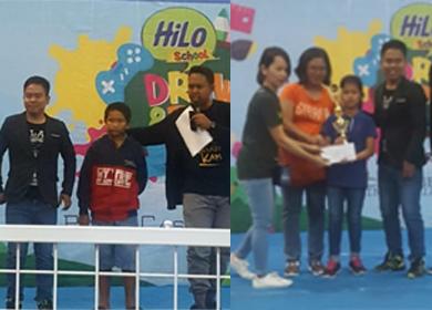 Kalam Kudus Timika JUARA 1 Lomba Hitung Cepat Hilo competition 2018 tingkat SD dan SMP