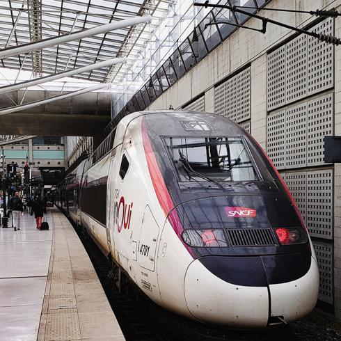 Paris TGV