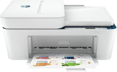HP DeskJet Ink Advantage 4178 Multi-function WiFi Color Printer with Voice Activated Printing Google Assistant and Alexa