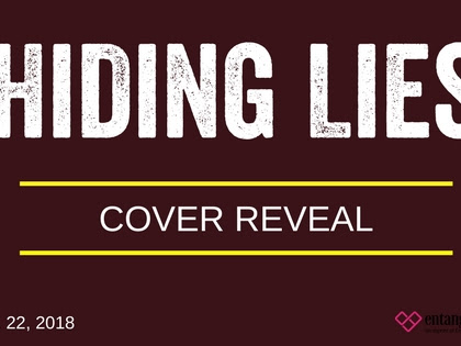 Hiding Lies by Julie Cross | Cover Reveal