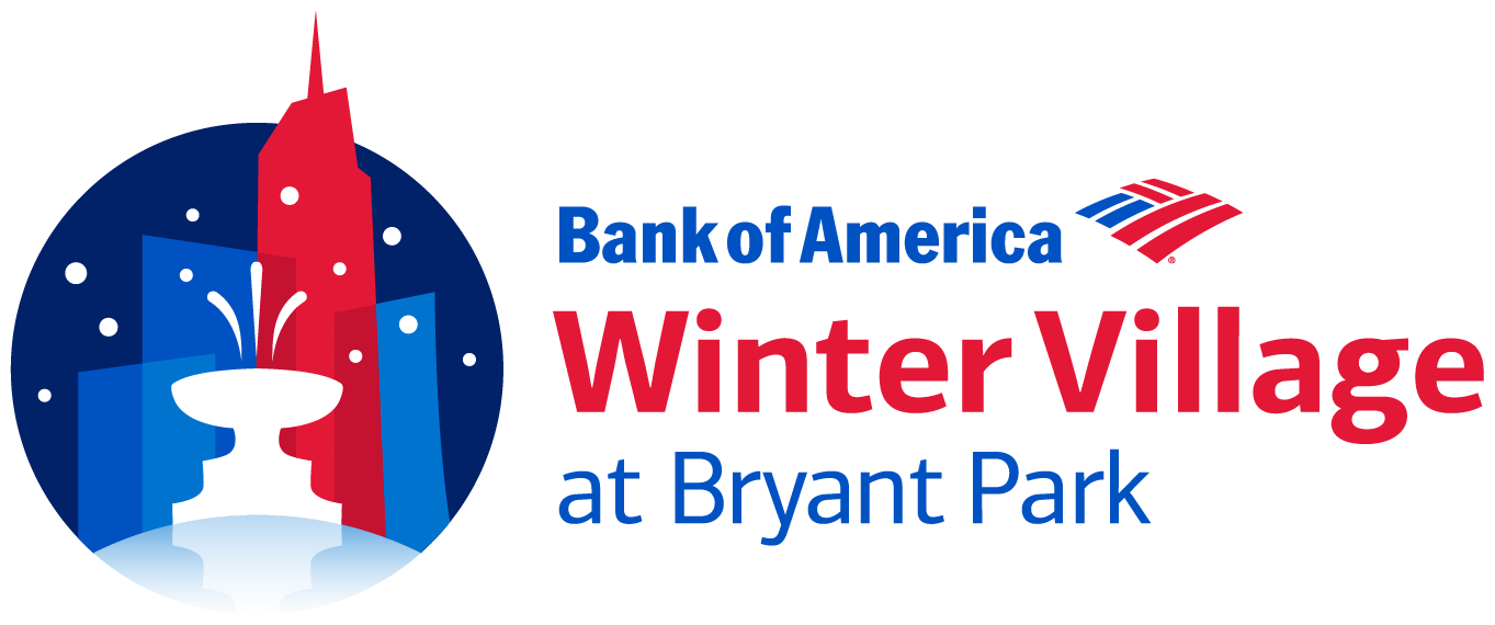 bank of america winter village at bryant park rink