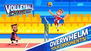 Voleybol Volleyball Challenge v1.0.6 Para Hileli APK MOD indir