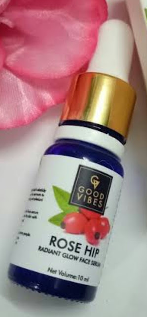 Facial oil rosehip