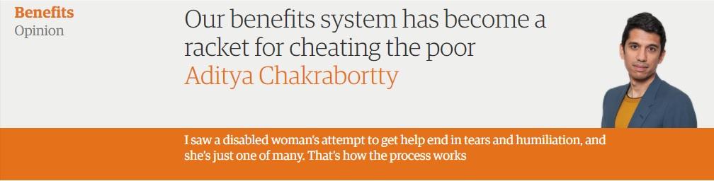 If Anyone's Being 'Cheated' Here, Aditya, It's Not Moira