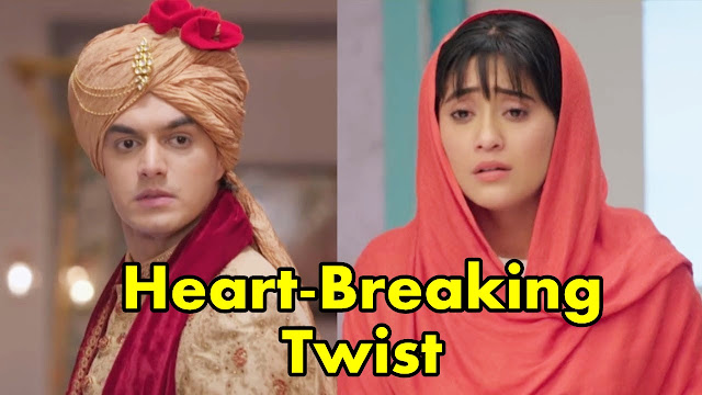 OH NO! Kartik accepts Naira's punishment ready to marry Vedika in YRKKH