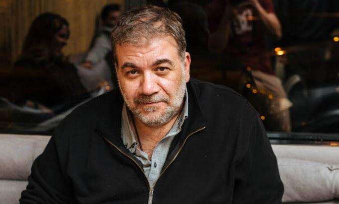 Στην παρουσίαση του Top Chef ο Δημήτρης Σταρόβας;