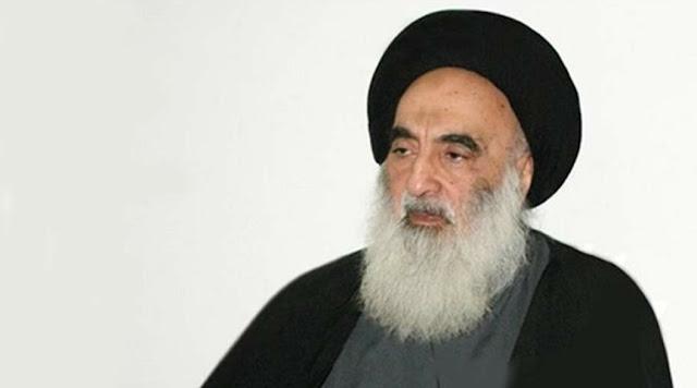 مكتب السيستاني يوجه رسالة إلى العراقيين بعد تزايد اعداد المصابين بكورونا في البلاد؟
