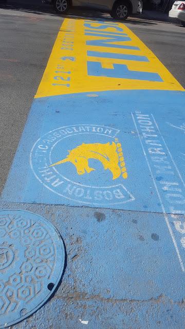 boston-marathon finish line-2017