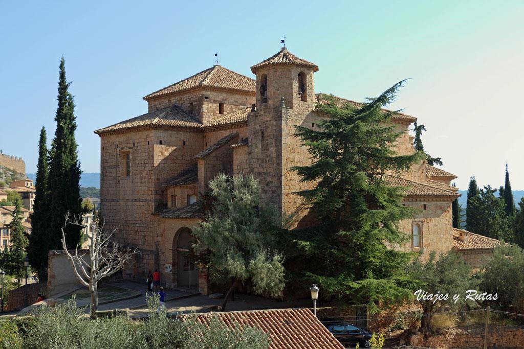 Iglesia de San Miguel Arcángel, Alquézar
