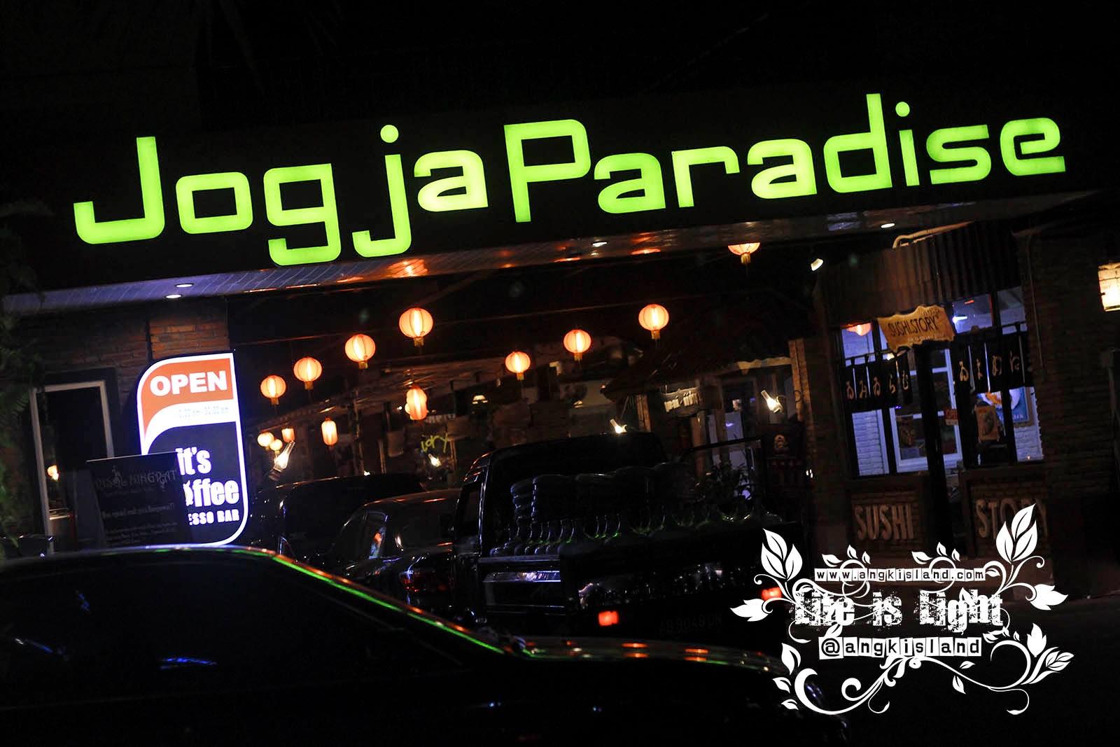 jogja Paradise jalan magelang