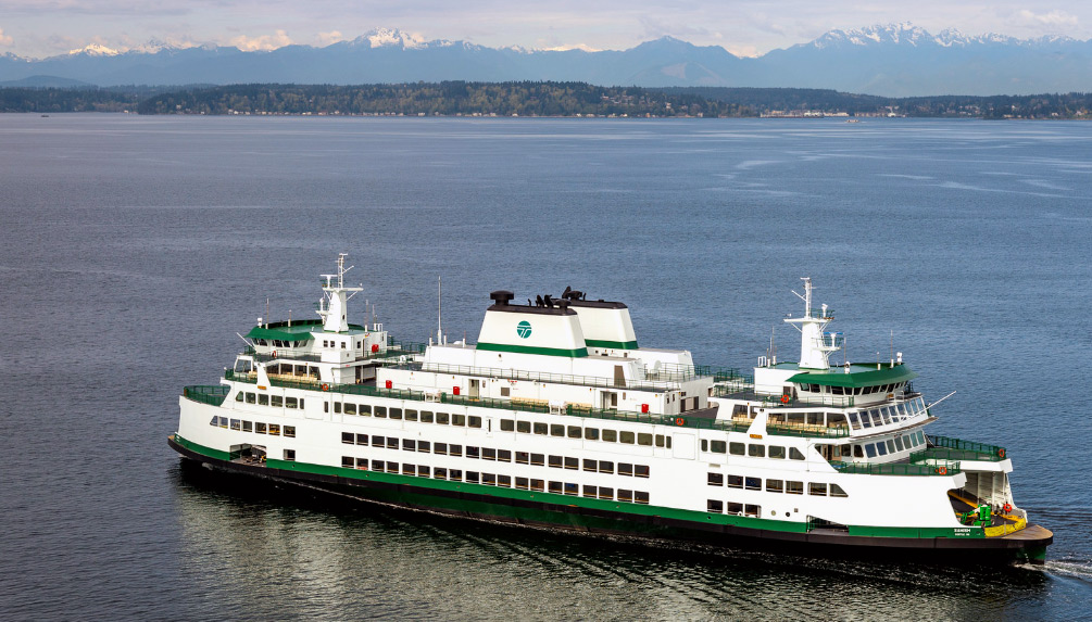 Washington State Ferries Best Travel Times
