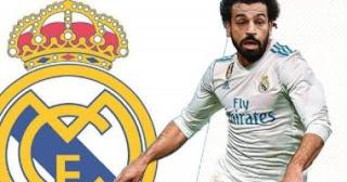 محمد صلاح  في ريال مدريد