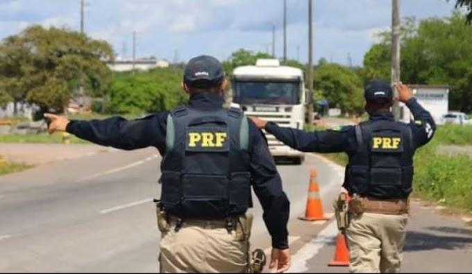 Feriado prolongado terá operação da PRF em estradas do Maranhão
