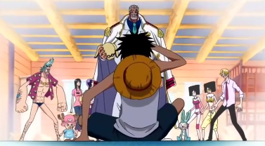One Piece Episódio 313