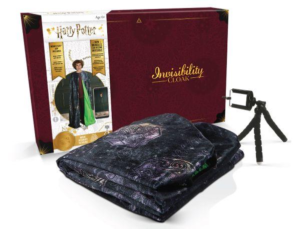Плащ невидимка Гарри Поттера лучшая игрушка 2020 года