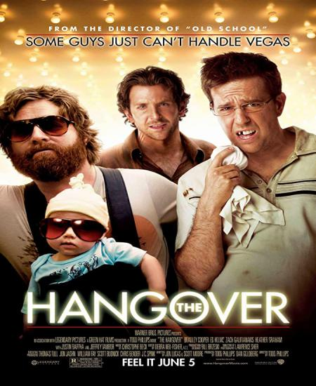 The Hangover 2009 Dual Audio [Hindi-English] 480p UNRATED BluRay 430MB ESub