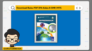 download ebook pdf  buku digital ipa kelas 8 smp/mts