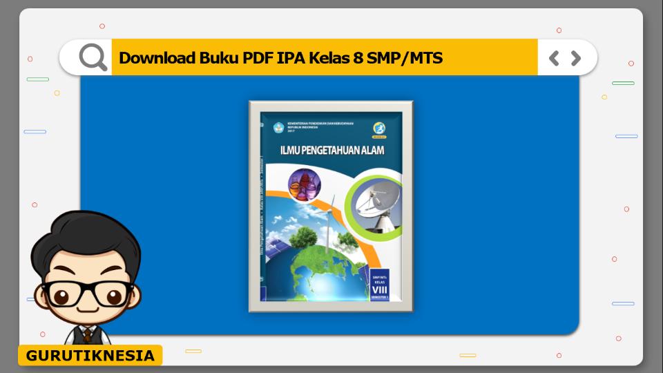 download  buku pdf ipa kelas 8 smp/mts