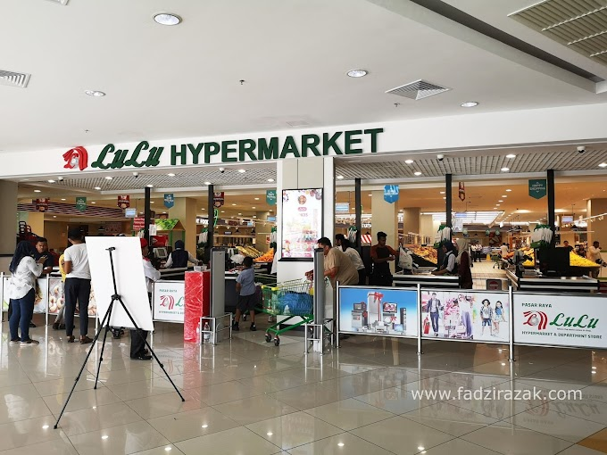 Food Carnival Lulu Hypermarket @1Shamelin Mall Cheras