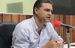 Prefeito ironiza e 'agradece' a Geraldo Medeiros por 'lembrar' de Guarabira