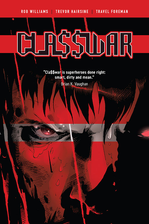 Cla$$war Available in Trade Paperback in July 2020