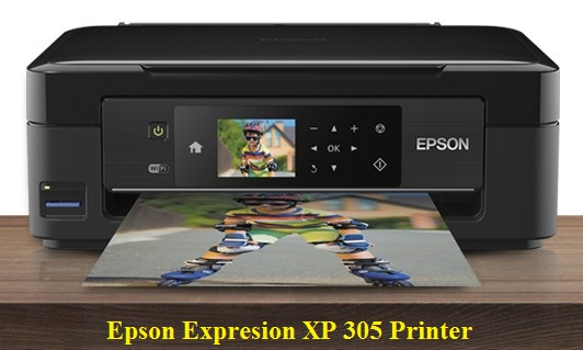 Epson Expression Home XP-305, Free Download Driver for Windows / Mac Os / Linux