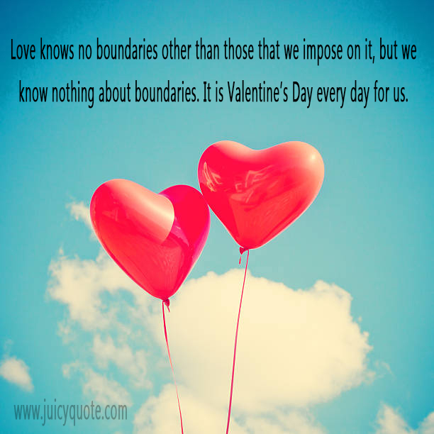 Romantic Valentines Day Quotes For Him