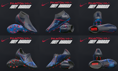 PES 2019 Nike Fully Charged Pack 2019 by Tisera09