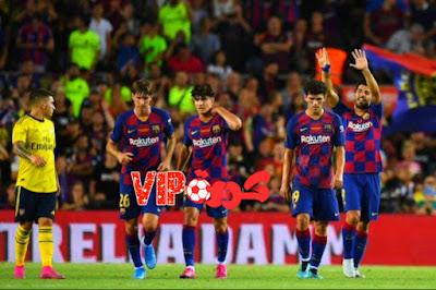 go4kora مباراة برشلونة وبروسيا دورتموند في دوري ابطال اوروبا يوم الثلاثاء 17\9\2019