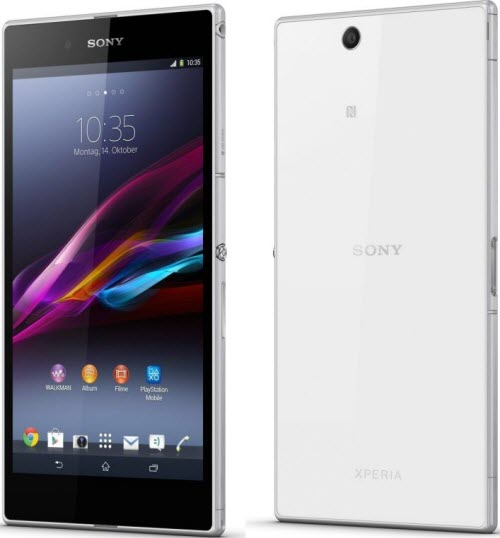 Sony Xperia Z Ultra Complete Specs and Features ~ Android ... Xperia Z Ultra Specification