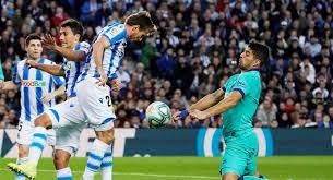 مشاهدة مباراة برشلونة وريال سوسيداد بث مباشر بتاريخ 07 / مارس / 2020 الدوري الاسباني