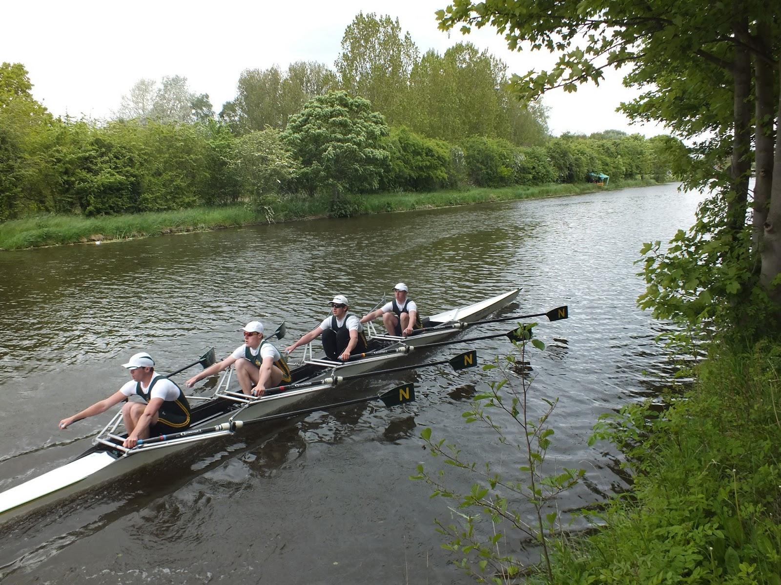 Barton Memories: Boating!