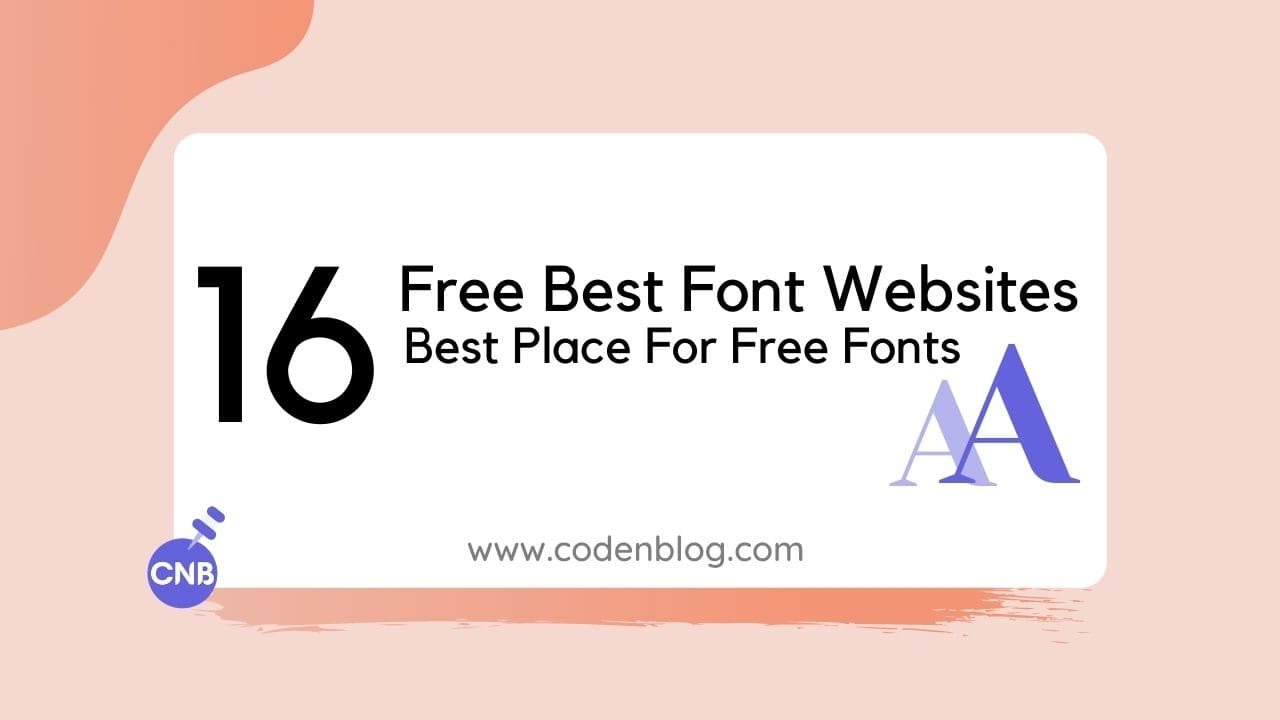The 16 Free Best Font Websites Best place for free fonts