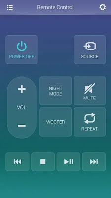 Audio Remote