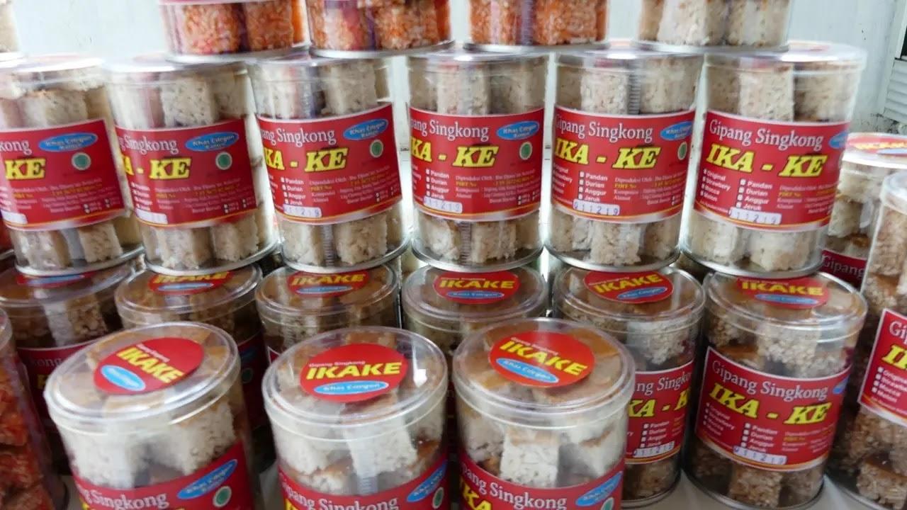 Inovasi Gipang Mitra Binaan PKBL Krakatau Steel