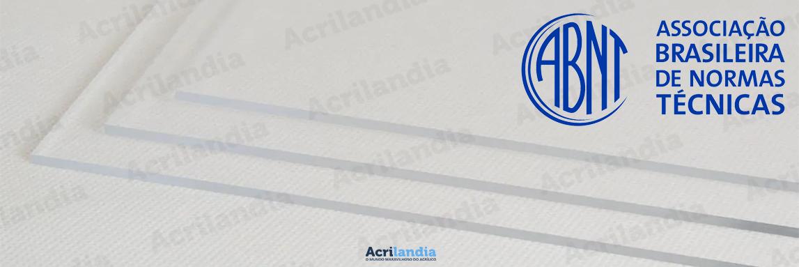 Normas ABNT - Acrilandia