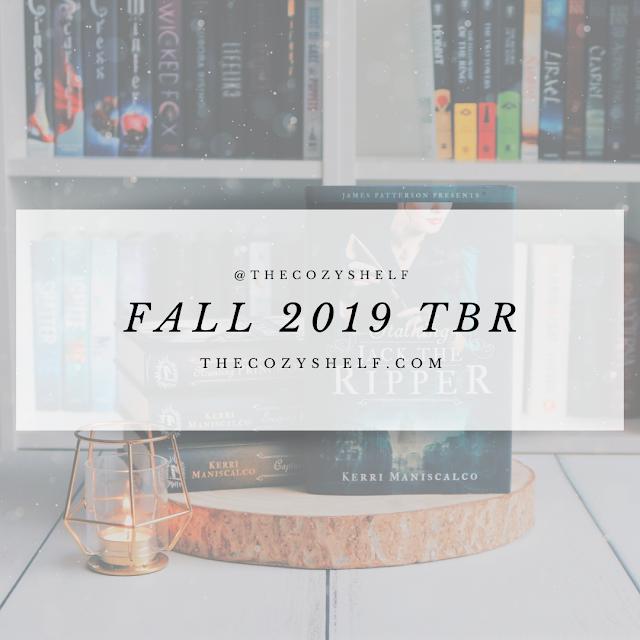Fall 2019 TBR