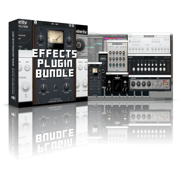 Audiority Effects Plugin Bundle 2021.4 Full version