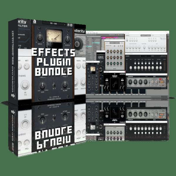 Audiority Effects Plugin Bundle 2020.4 Full version