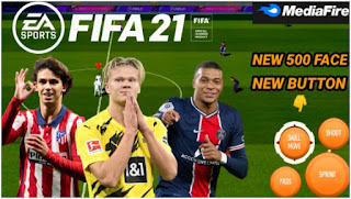 Download FIFA 14 MOD FIFA 21 Best Graphics New Update Menu Face & Transfer 2021