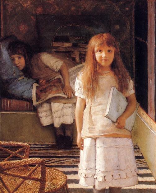 Victorian British Painting Sir Lawrence Alma-tadema