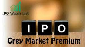 IPO GMP - Grey Market Premium