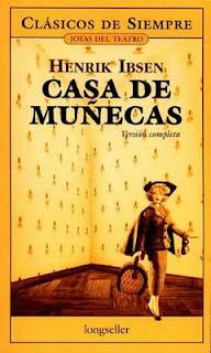 Portada del libro casa de muñecas para descargar en pdf gratis