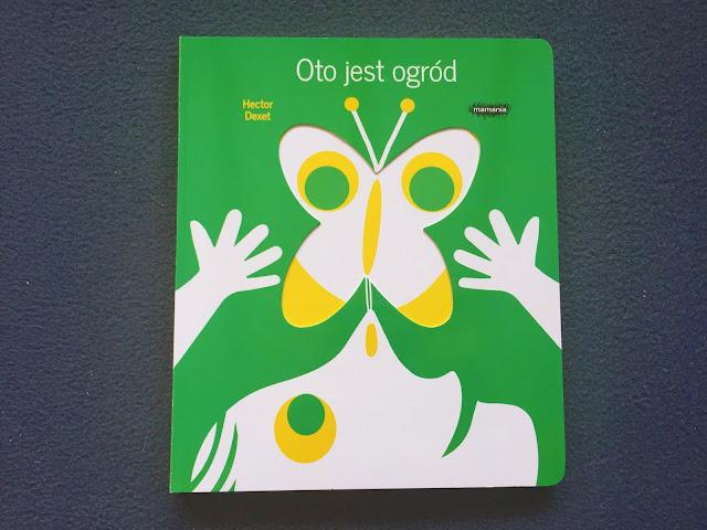 """Recenzje #162 - """"Oto jest ogród"""" - okładka książki - Francuski przy kawie"""