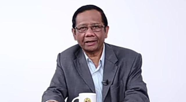 Andi Arief Minta Mahfud Turun Tangan Soal Kasus Habib Rizieq dan Syahganda Nainggolan