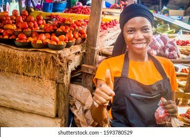 Local traders go through a lot in nigeria, here is how  #Arewapublisize