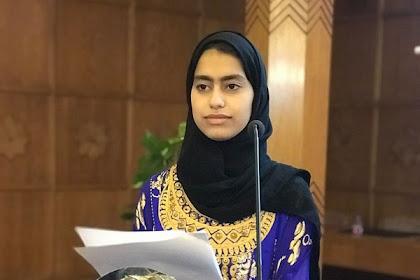 Fatima Al Kaabi (Penemu Robot Termuda): Milenial Muslim Harus Jadi Penemu!