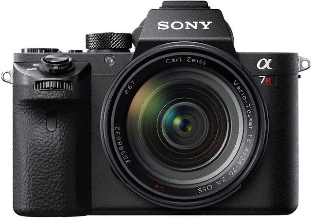 The Sony A7R II - one of the best mirrorless cameras in 2017