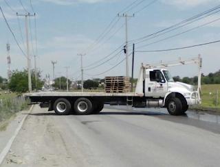 Bloqueos este Martes por presuntos enfrentamientos en Reynosa Tamaulipas